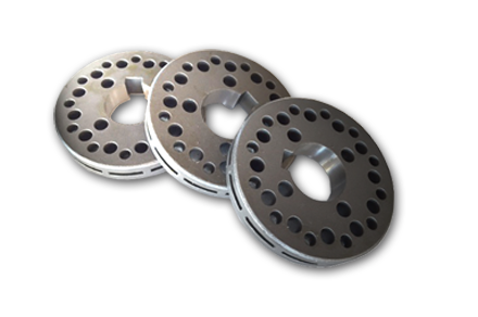 Foreq drive sprockets